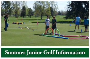 Summer Junior Golf Information